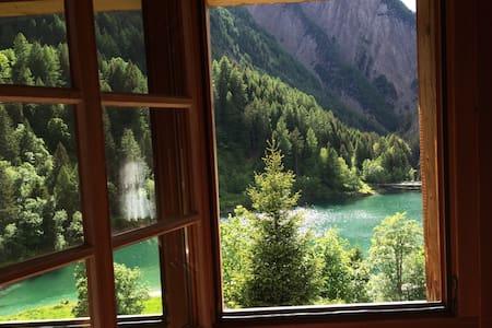 Basislager im Herzen der Alpen - Apartment
