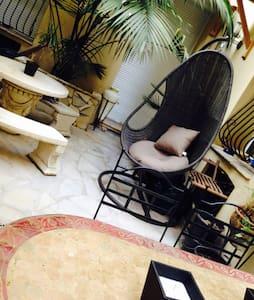 Une oasis à Monaco - Beausoleil  - Townhouse