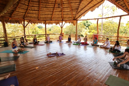 B&B Yoga & Meditation Retreat