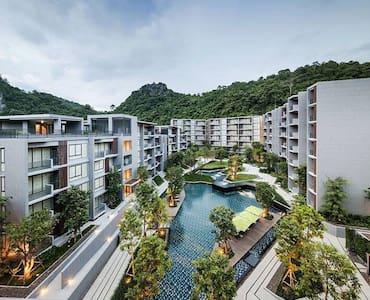 The Valley Khaoyai 2br Luxury Condo - Kondominium