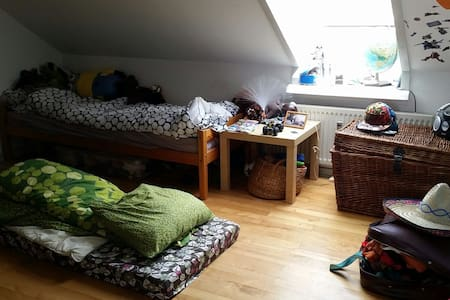 Room near the botanical garden. - Appartamento
