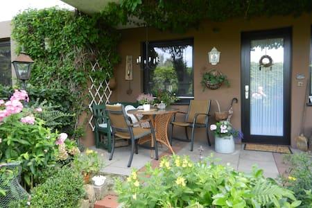 Ferienwohnung in herrlicher Waldrandlage - Dörentrup - Appartement en résidence
