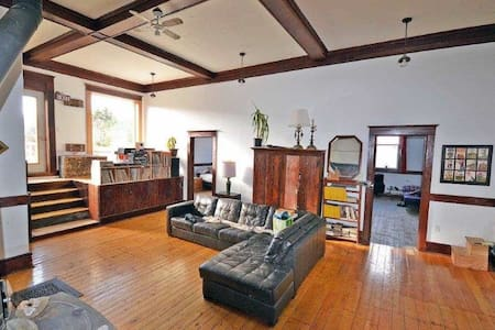 Nice lodge setting in Riverport - Riverport