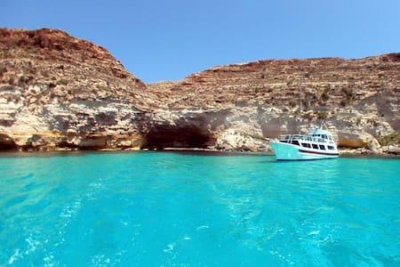 Casa-vacanza con tutti i comfort. - Lampedusa - Apartemen