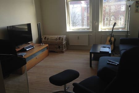 Central + cozy 2 bedroom apartment! - Apartamento