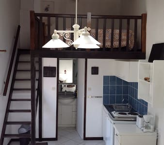 Studio en normandie - Saint Martin aux Chartrains - Appartement