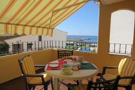 Perfect front sea situation : Sol y Mar Maravilla - Apartment