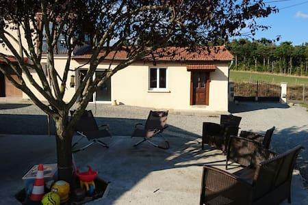 Beau gîte entièrement neuf & équipé - Saint-Sixte, Auvergne-Rhône-Alpes, FR