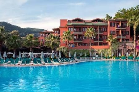 Suncity Hotel Double/Twin Room - Her Şey Dahil - Fethiye