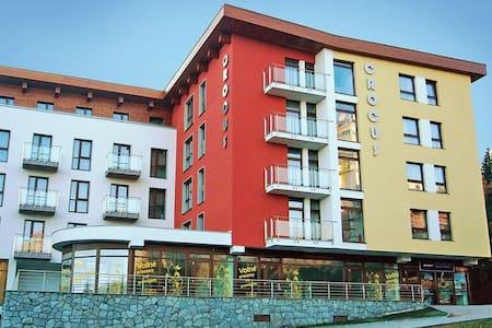 Apartman Crocus Strbske Pleso - Lägenhet