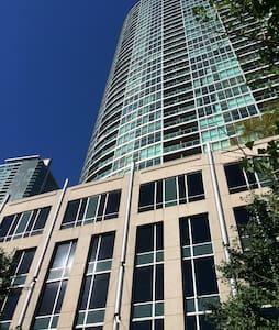 Condo/Dowtown core/Amazing view - Appartement