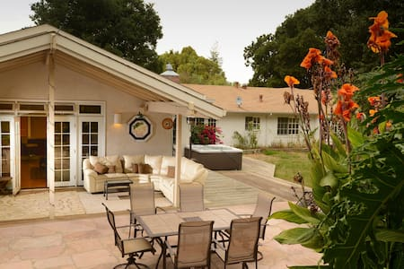 Rare 5BR Estate near Stanford Univ. - Ház