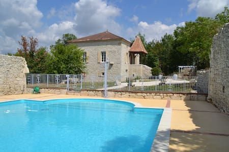 Gîte de Barenne - Bourg-de-Visa