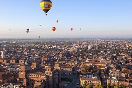camera a Ferrara - Vigarano Mainarda - Bed & Breakfast