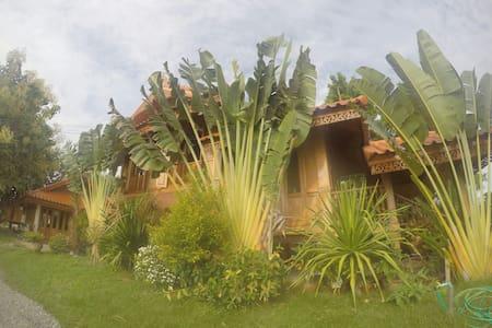 Ruen Sangtawan-Homestay - Dům