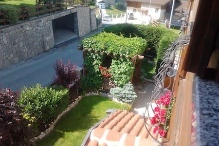bilo nuovo giardino  vicino Bormio - Lägenhet