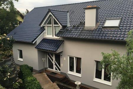 Traumhaus für Urlaub oder Messe nähe Frankfurt/M - Ranstadt