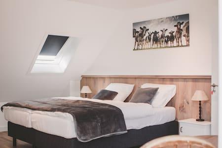 Boerderij Zonneveld, luxe kamer - Ház