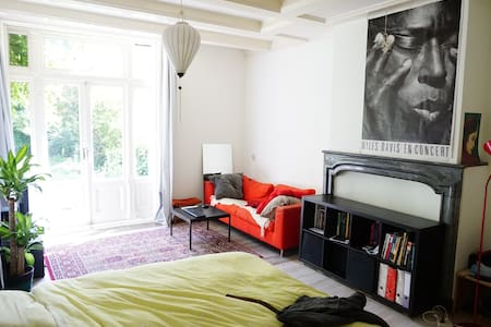 Beautiful canal apartment with sunny garden - Amsterdam - Apartment
