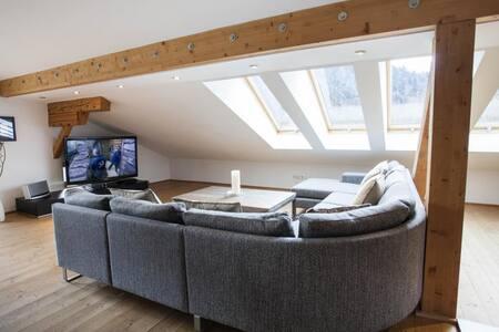 Auszeit Maisonette - Garmisch-Partenkirchen - Apartment