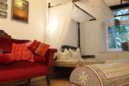 In the heart of Hamburg St. Pauli, super central! - Hambourg - Appartement