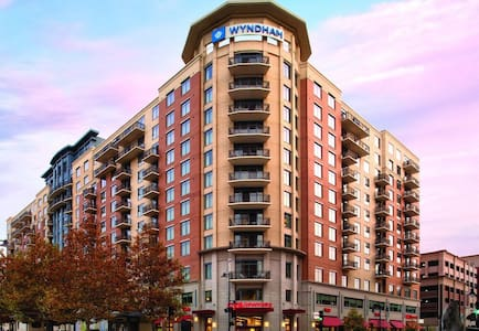 Wyndham National Harbor 2br dlx - Fort Washington