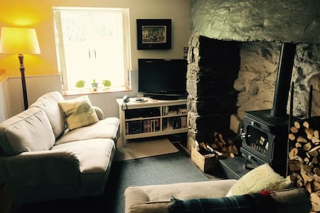Pentrefan Cottage, Snowdonia - Cwm Penmachno