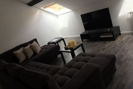 Cozy atmosphere (100m2) New and available mid-July - Apartment