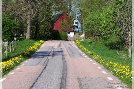 A rural former vicarage, quiet. - Falköping V