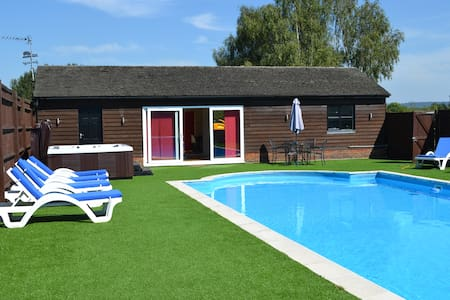The Pool House at Upper Farm Henton (near Oxford) - Chinnor