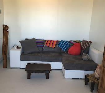 nuit sur mon canapé à 12 euros ou la chambre à 20 - Saint-Héand - Lägenhet