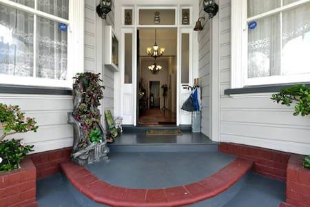 Epsom Villa, quiet cosy twin room - Auckland - Villa
