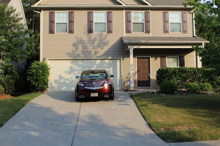 Mi-casa (5) 3 Bedrooms 2.5 Baths Douglasville Home - Douglasville