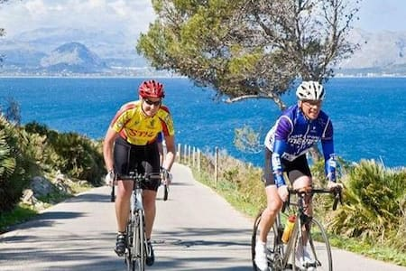 Perfect area for cycling and going in to Palma - Llucmajor - Apartamento