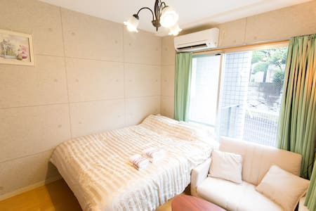 Open sale! 5min Walk to station.Near Shibuya(涩谷)#5 - Flat