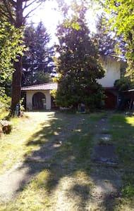 VILLA IMMERSA NEL VERDE, tranquillità e pace - San Romano - Villa