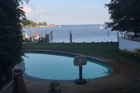 Charming Waterfront Studio Apt. - Annapolis - Appartement