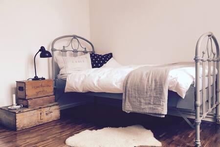 herrliches Vintage Zimmer in der Innenstadt ;-) - Apartamento