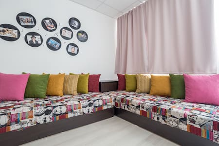 Tevi Music- Center Varna - Apartamento