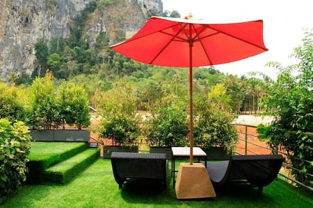 NIce Room with Mountain View in Ao Nang - Wohnung