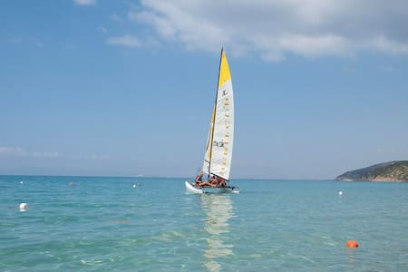 Sardinia for families, relax near to the beach - Geremeas - Villa