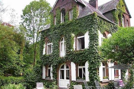 Le Manoir de la Huchette - Les Authieux-sur-Calonne - Hus