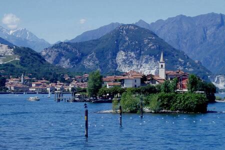 Il castello sul Lago Maggiore - Appartamento