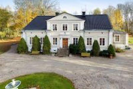 En herrgård för er själva -  Böksholm Herrgård - Hus