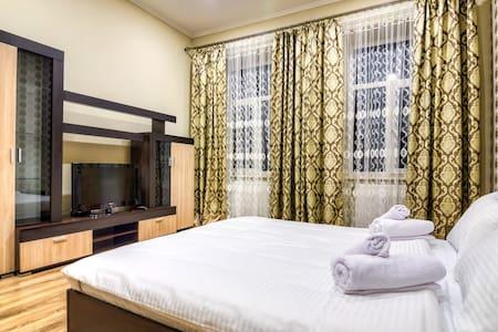 Отличная 2-к, изол. спальни, САМ ЦЕНТР - Lviv