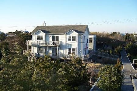 Fire Island ,Cherry Grove. Steps to the beach - Casa