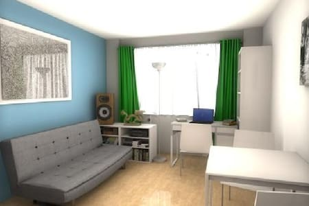 new, sunny, chilling place,friendly - berlin - Appartamento