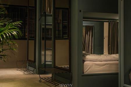 Heyyyy Bangkok Hostel Dorm Room - Dorm