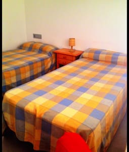 Habitació pis compartit a Menorca. - Es Mercadal - Apartemen