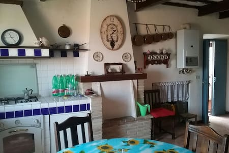 Ancient house in Giove Old Town - Giove - Apartemen